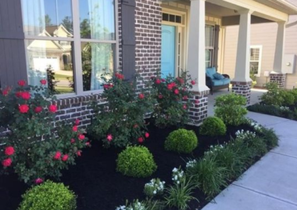 Inspiring Beautiful Front Yard Landscaping Ideas 22