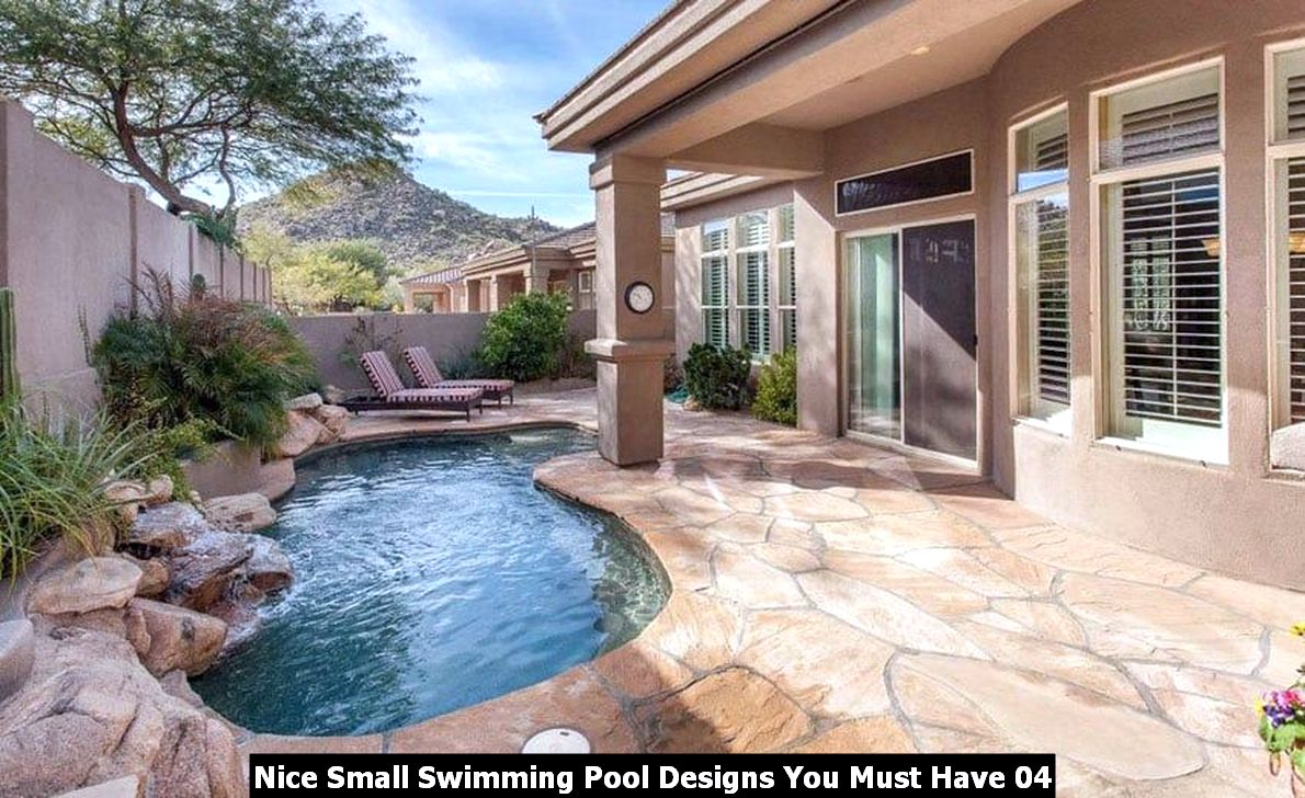 Nice Small Swimming Pool Designs You Must Have 04