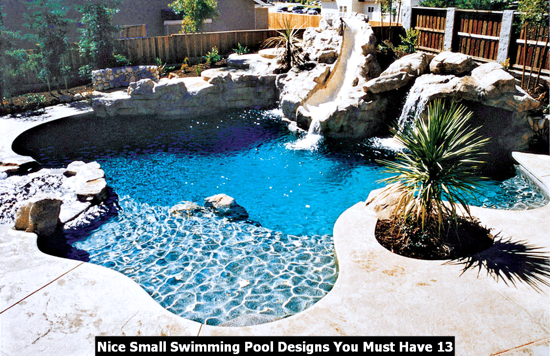 Nice Small Swimming Pool Designs You Must Have 13