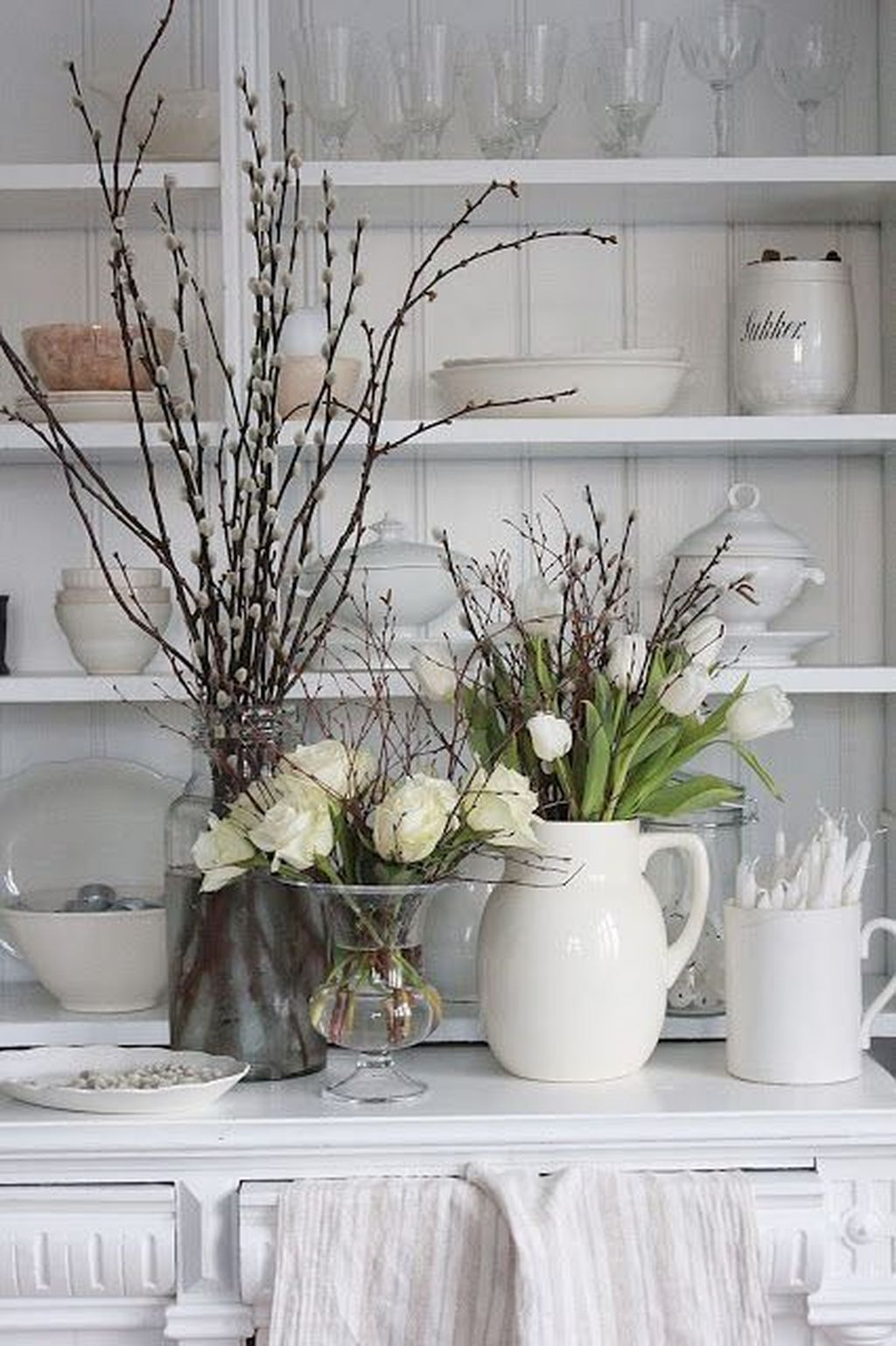 Nice Spring Scandinavian Decor Ideas To Beautify Your Home 05