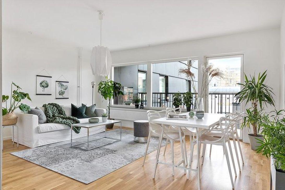 Nice Spring Scandinavian Decor Ideas To Beautify Your Home 12