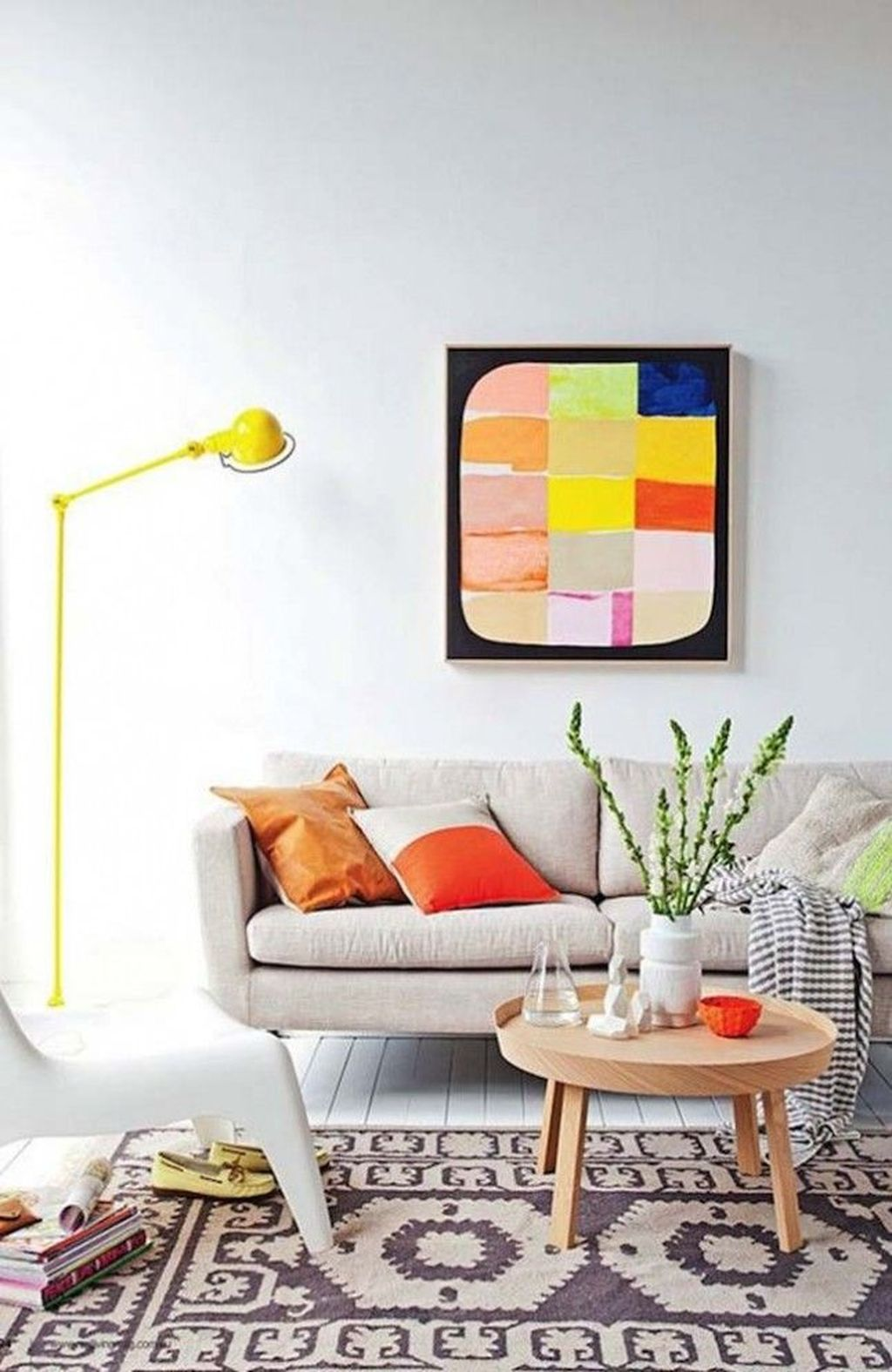 Nice Spring Scandinavian Decor Ideas To Beautify Your Home 20