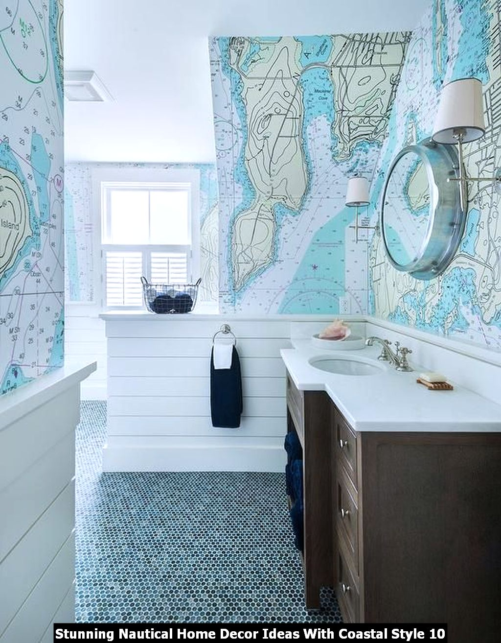 Stunning Nautical Home Decor Ideas With Coastal Style 10