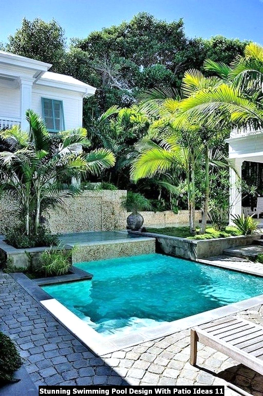 Stunning Swimming Pool Design With Patio Ideas 11