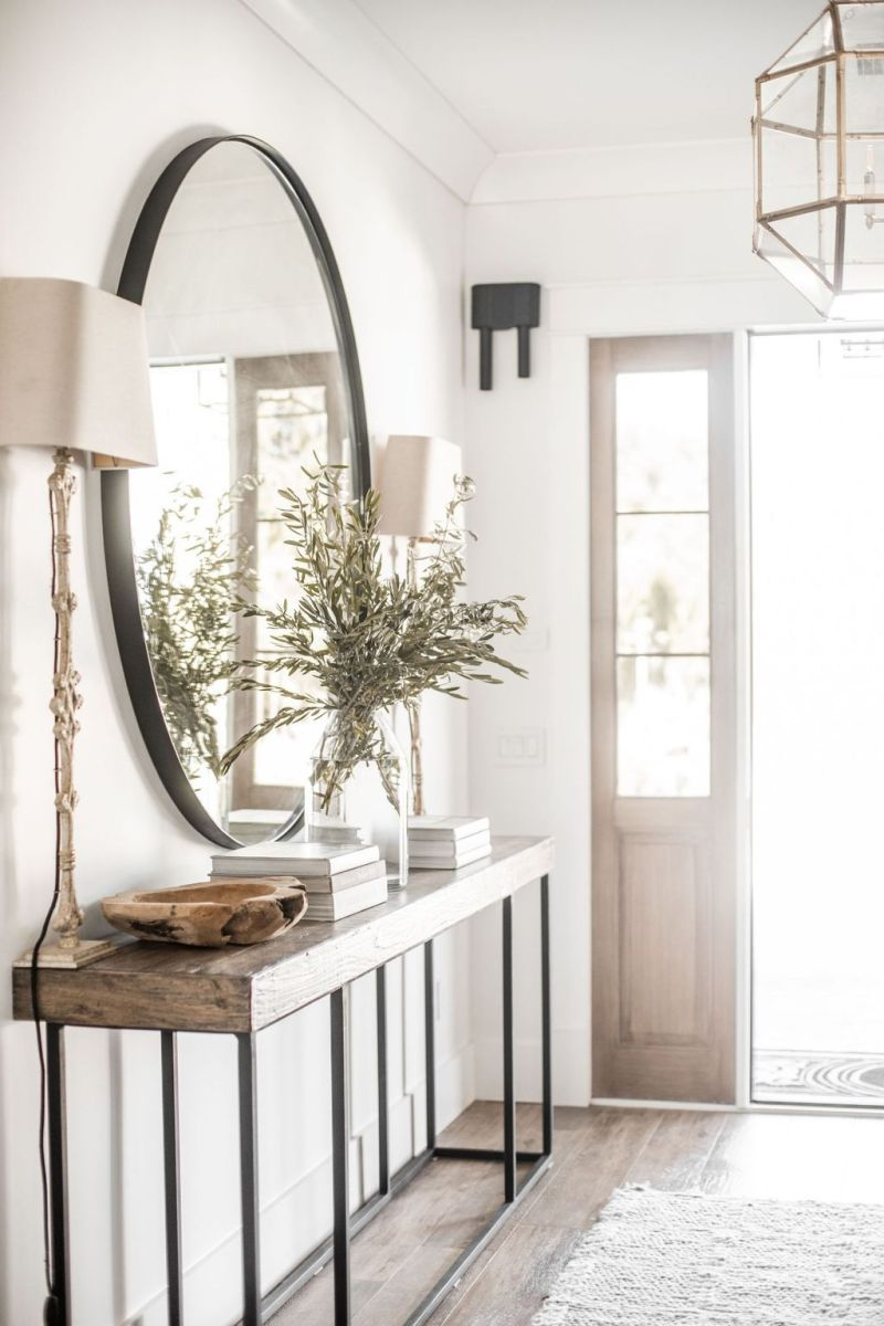 Stylish Console Table Design Ideas You Must Have 05