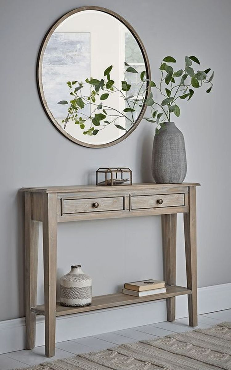Stylish Console Table Design Ideas You Must Have 10