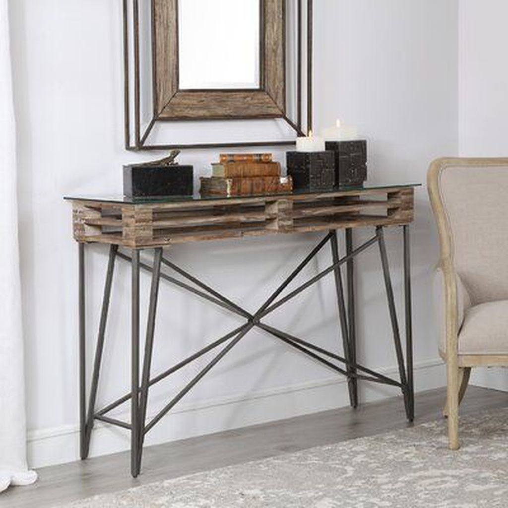 Stylish Console Table Design Ideas You Must Have 15