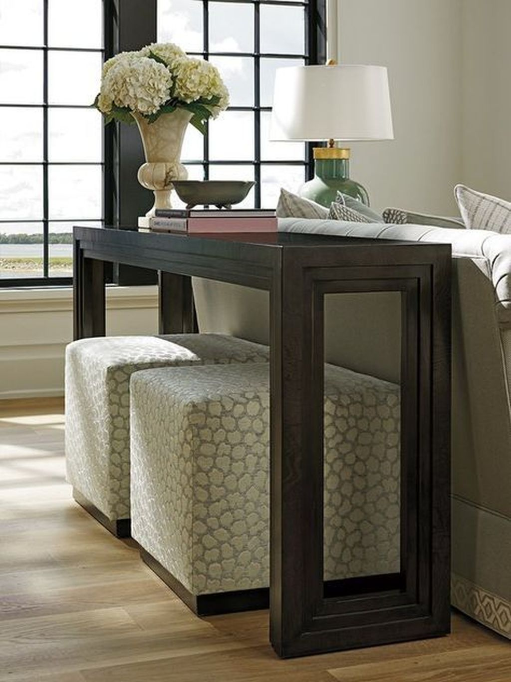Stylish Console Table Design Ideas You Must Have 20