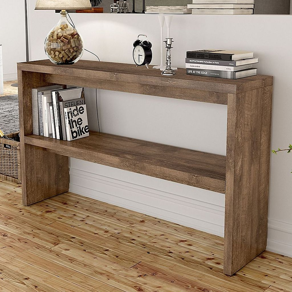 Stylish Console Table Design Ideas You Must Have 29