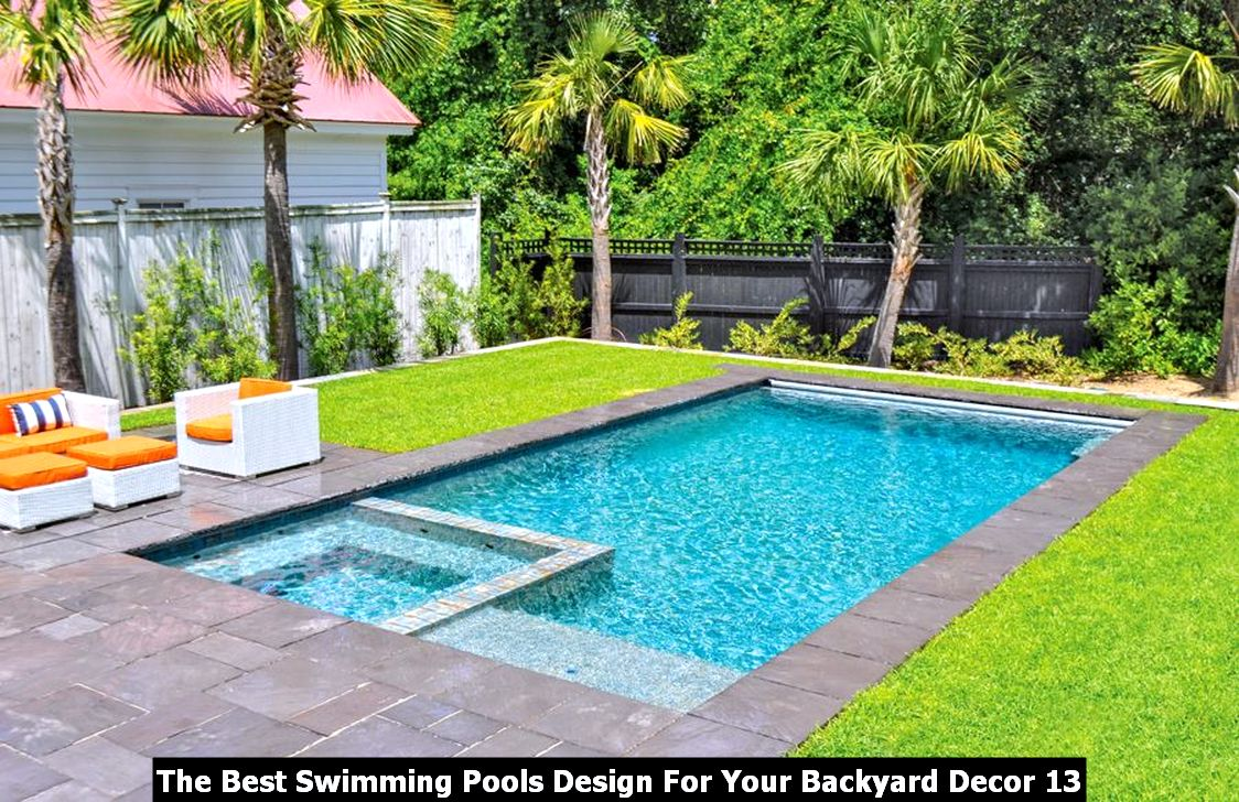 The Best Swimming Pools Design For Your Backyard Decor 13