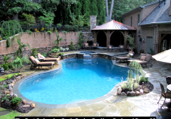 The Best Swimming Pools Design For Your Backyard Decor 28