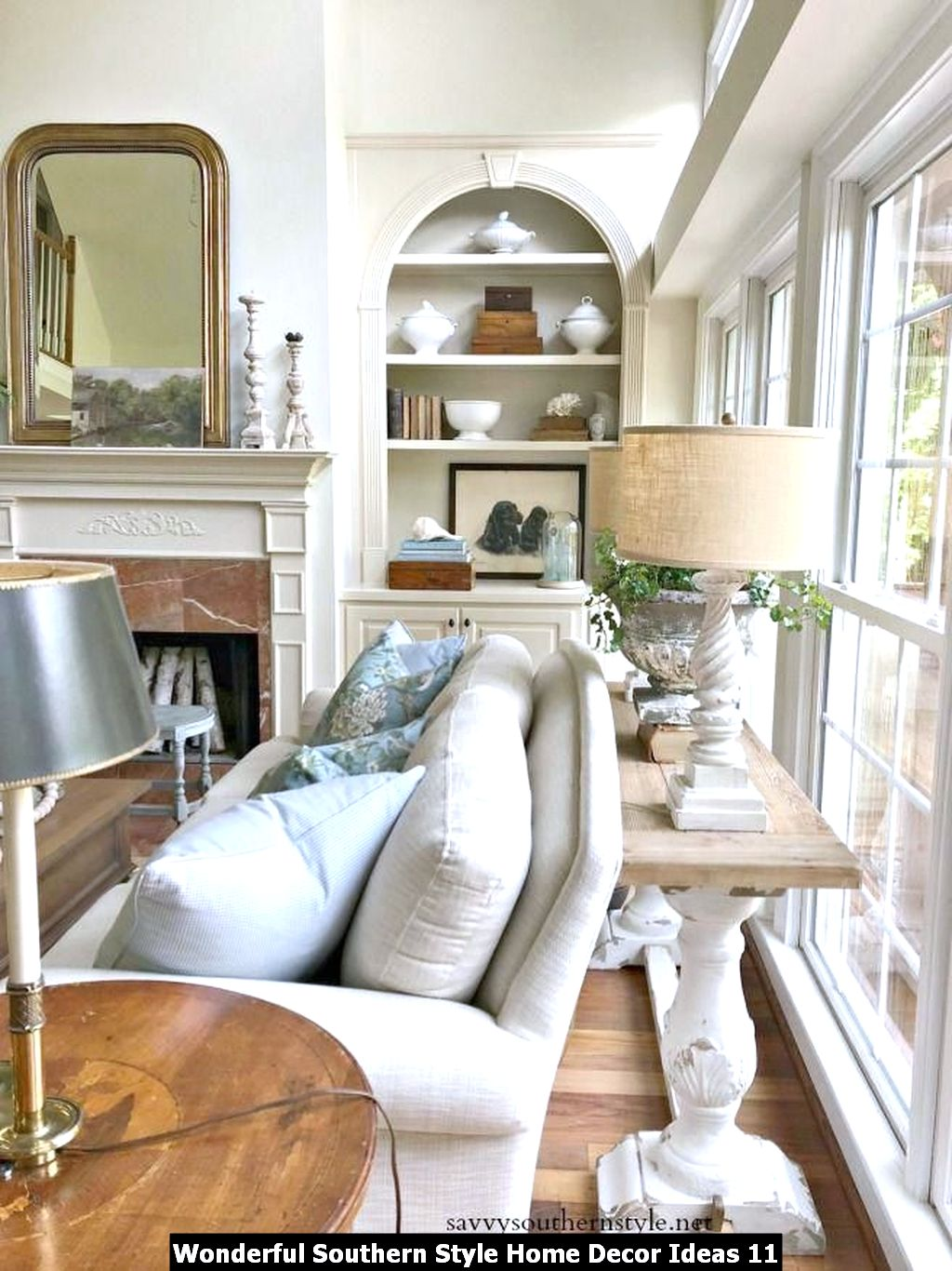 Wonderful Southern Style Home Decor Ideas 11