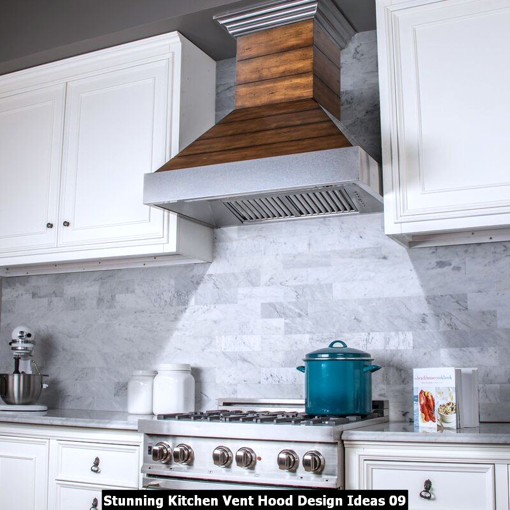 Stunning Kitchen Vent Hood Design Ideas 09
