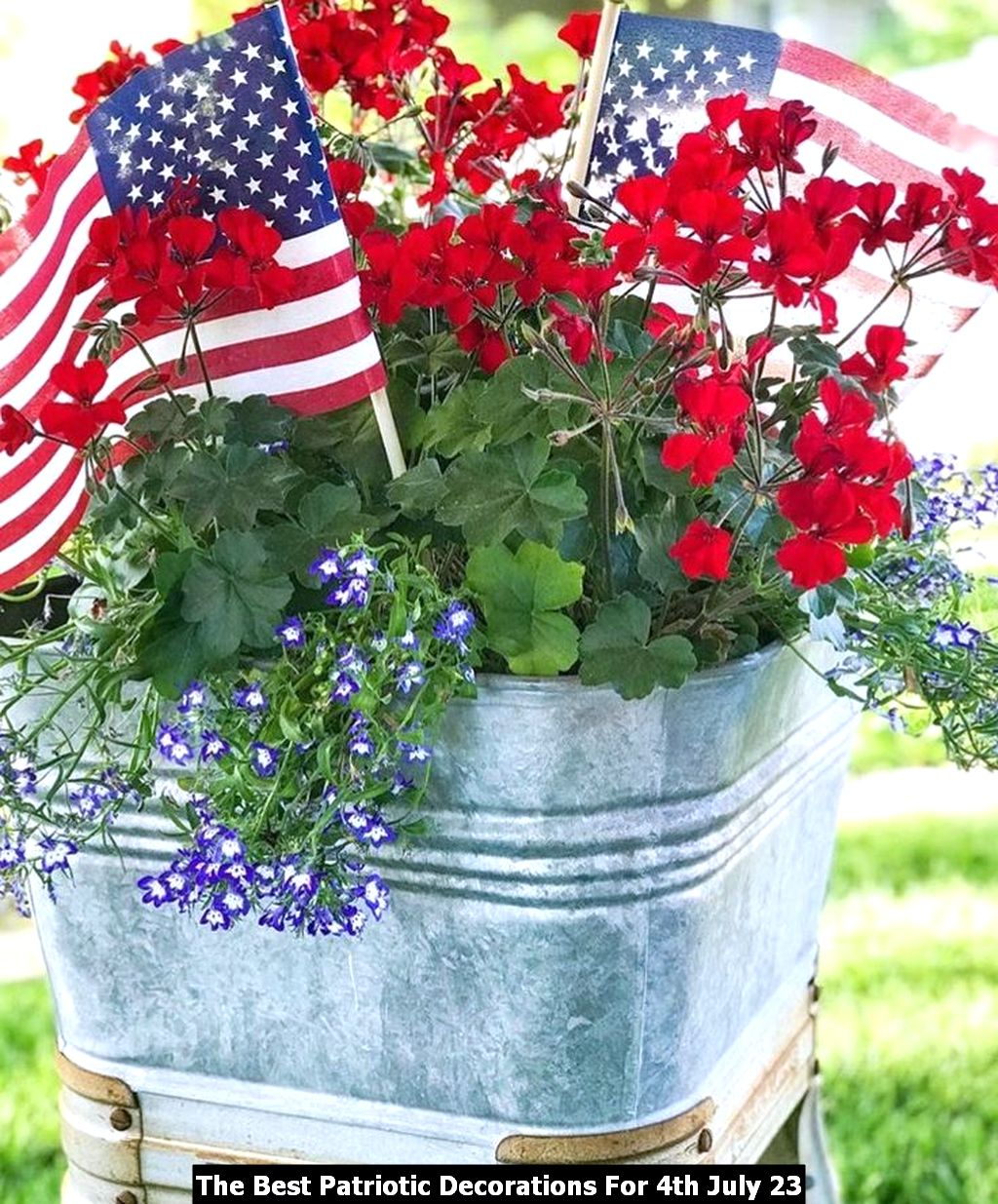 The Best Patriotic Decorations For 4th July 23