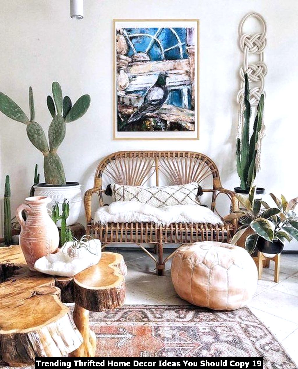 Trending Thrifted Home Decor Ideas You Should Copy 19