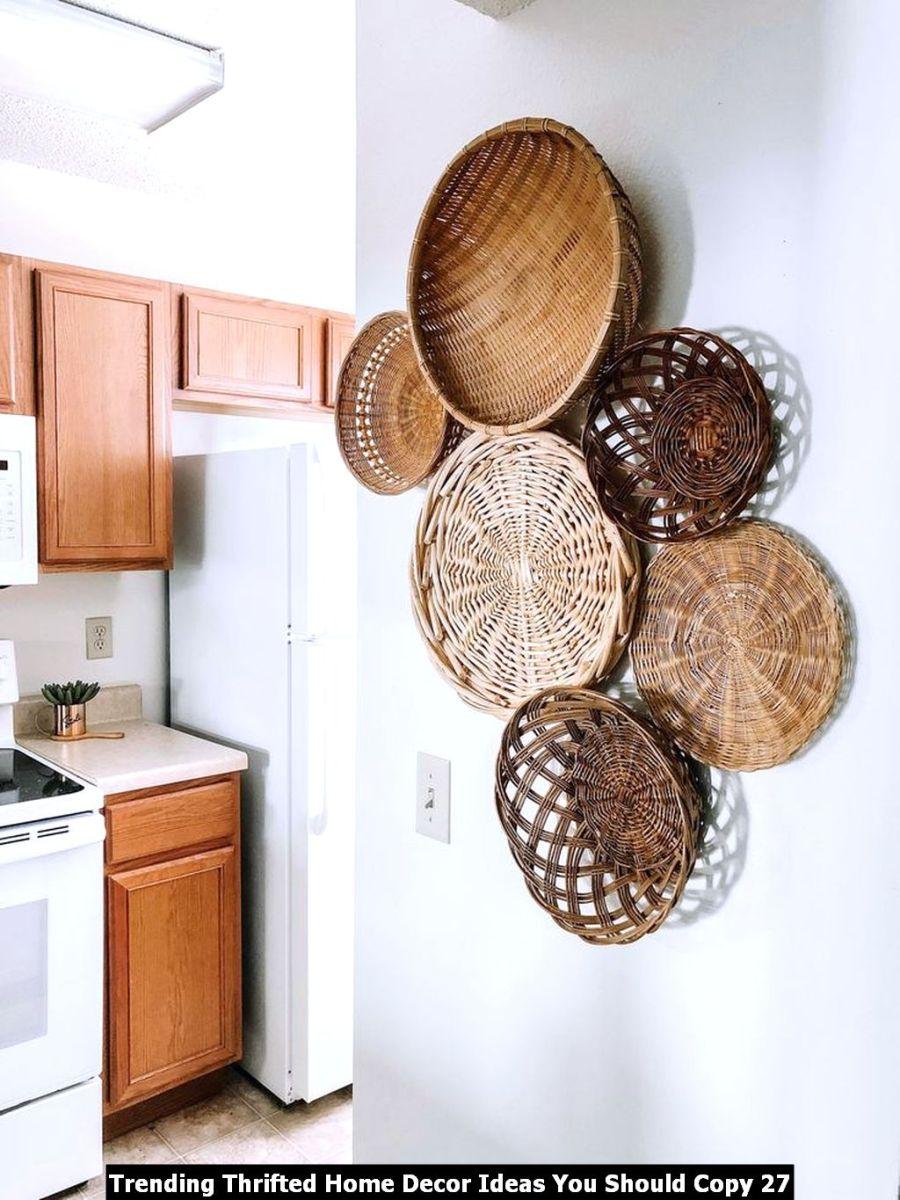 Trending Thrifted Home Decor Ideas You Should Copy 27