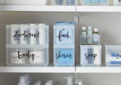 Bathroom Storage Bins