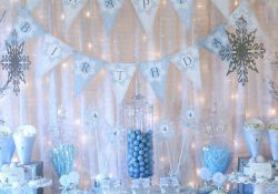 Winter Wonderland Party Theme Decorations