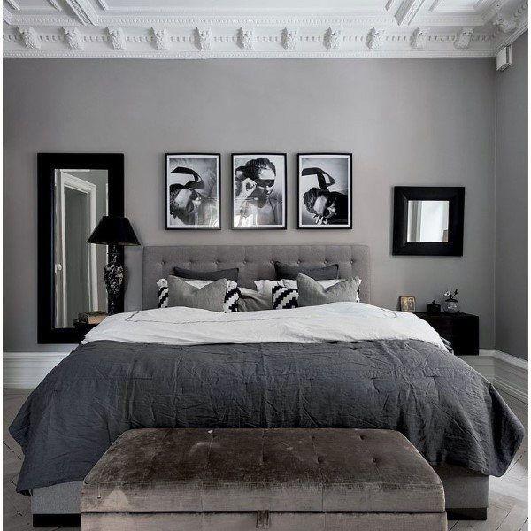 Grey Bedroom Decor