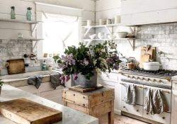 Farmhouse French Country Kitchen