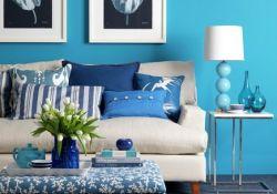 Blue Living Room Paint Colors