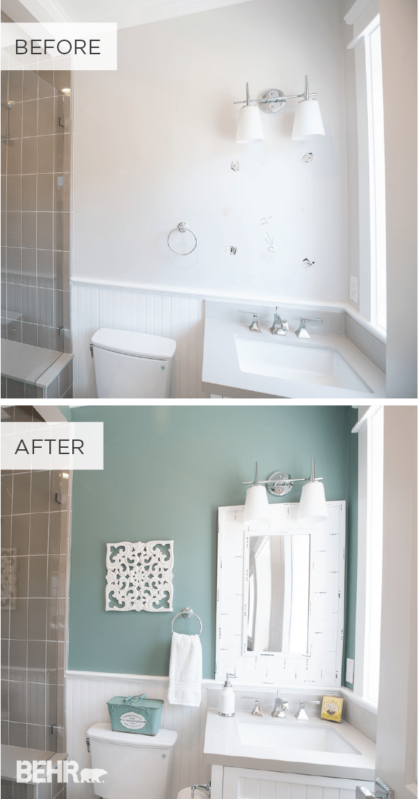 Behr Bathroom Paint
