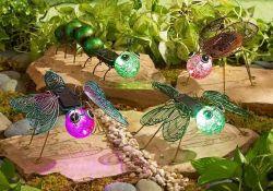 Light Up Garden Decor