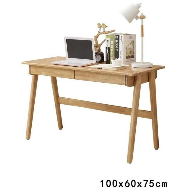 Simple Home Office Desk