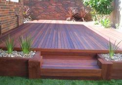 Small Backyard Deck Ideas
