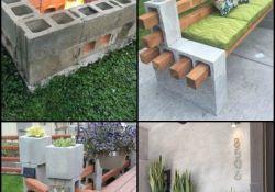 Cinder Block Ideas For Backyard