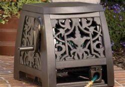 Decorative Garden Hose Reel