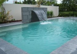 Swimming Pool Water Features