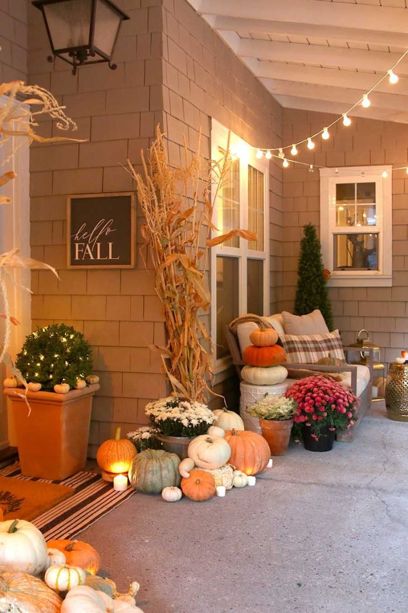 Images Of Fall Decorations