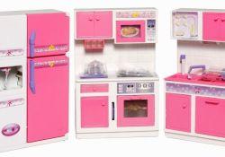 Little Girls Kitchen Set