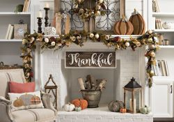 Fall Mantel Decor Ideas