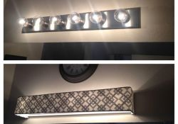 Bathroom Light Covers