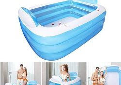 Family Inflatable Swimming Pool