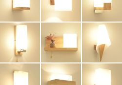 Wall Mounted Lights For Bedroom