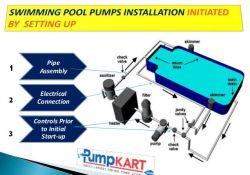 Swimming Pool Water Pump