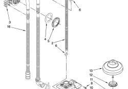 Kitchenaid Dishwasher Replacement Parts