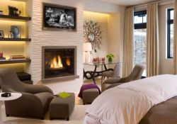Bedroom Fireplace Ideas
