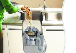 Kitchen Sink Garbage Disposal