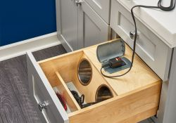 Bathroom Vanity Outlet
