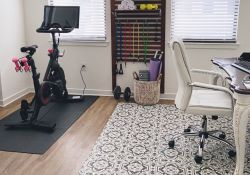Home Office Gym Combo