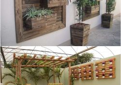 Garden Wall Decoration Ideas