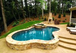 Small Backyard Pools Cost