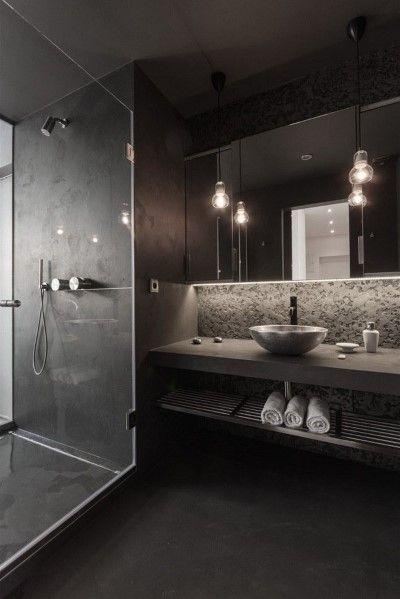 Mens Bathroom Ideas