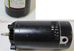 Swimming Pool Pump Motor