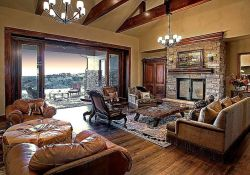 Ranch Style Home Interior