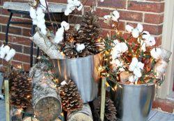 Outdoor Winter Decor Ideas